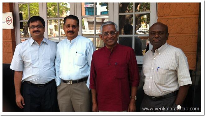 Venkatarangan, Maalan, Arun Mahizhnan, Chellappan