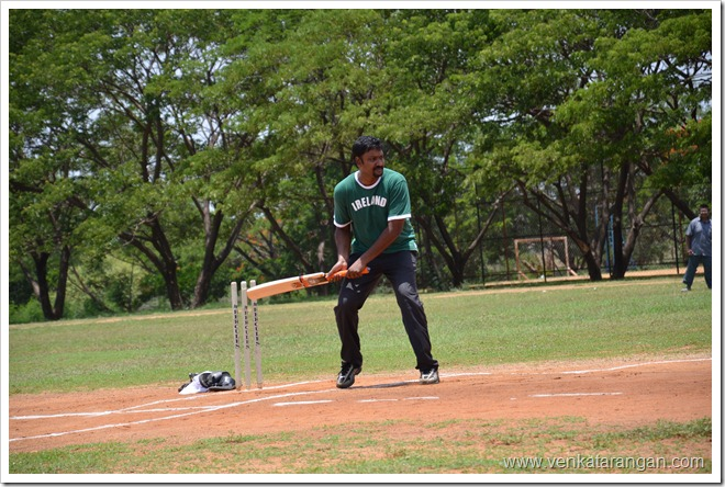 SVCE Alumni Cricket Match