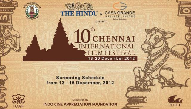 10th Chennai Film Festival