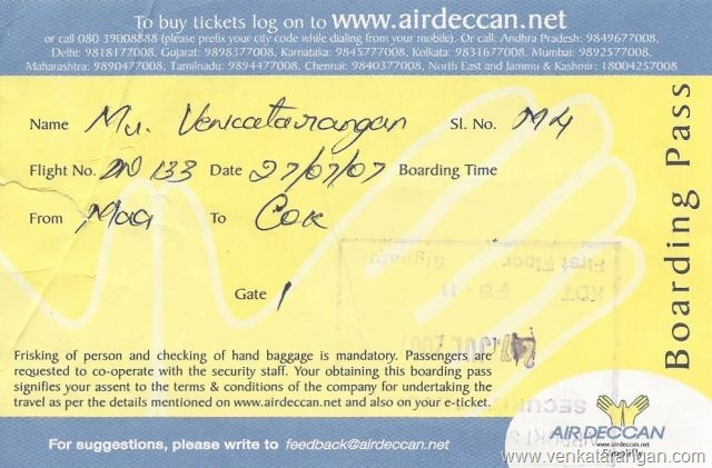 Air-Deccan-Ticket