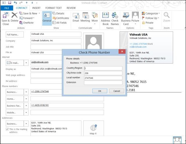 Outlook-classic-contact-editor