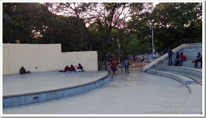 Anna Nagar Tower Park - Open Air Theatre