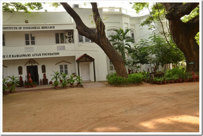 C.P.Ramaswamy Foundation