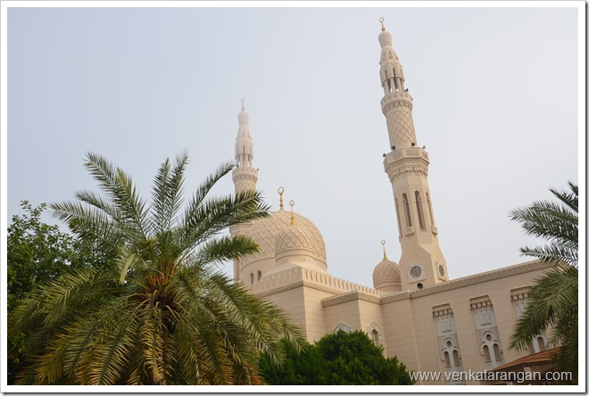 Jumeirah Mosque, Al Jumeira Road, Dubai
