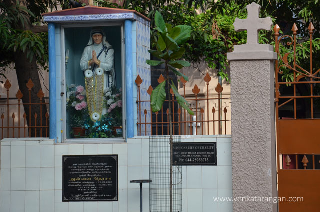 Missionaries of Charity Chennai