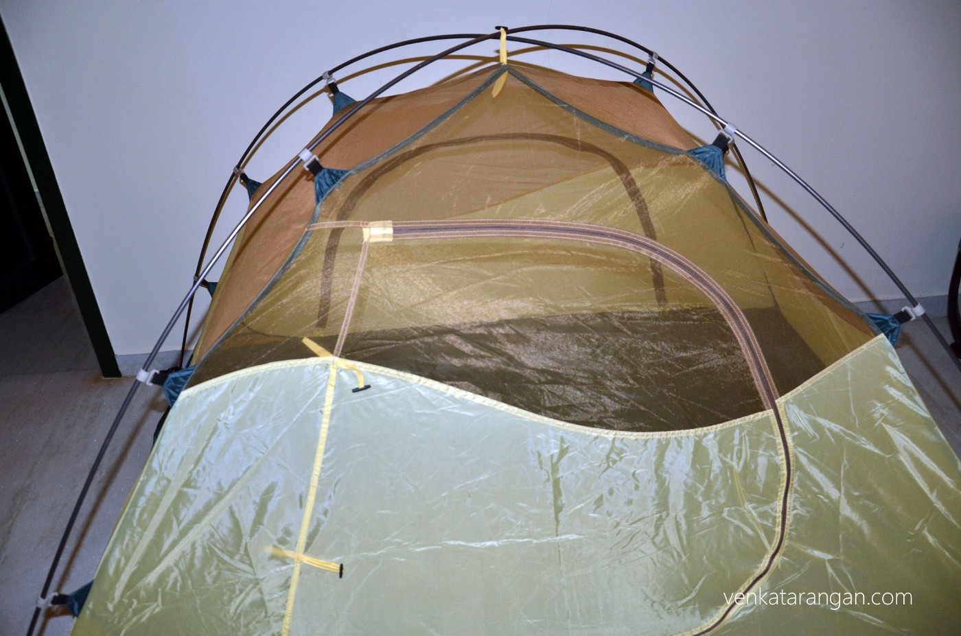 Tent for the kids