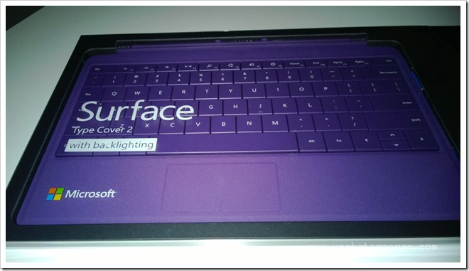 Bellevue Best Buy Surface Type Cover 2