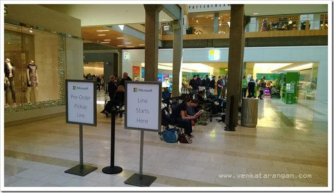 Bellevue Microsoft Store 1