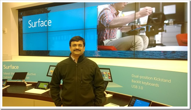 Bellevue Microsoft Store 3