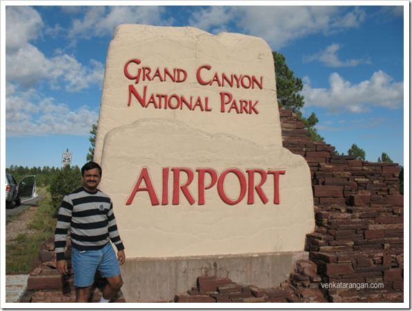 Grand Canyon Airport (3)