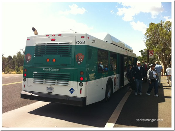 Grand Canyon Park Bus (3)