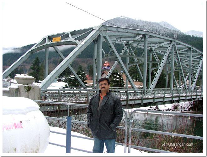 Bridge - Leavenworth