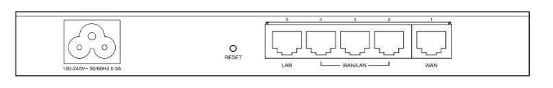 TP-Link-TPR470T-Back-side