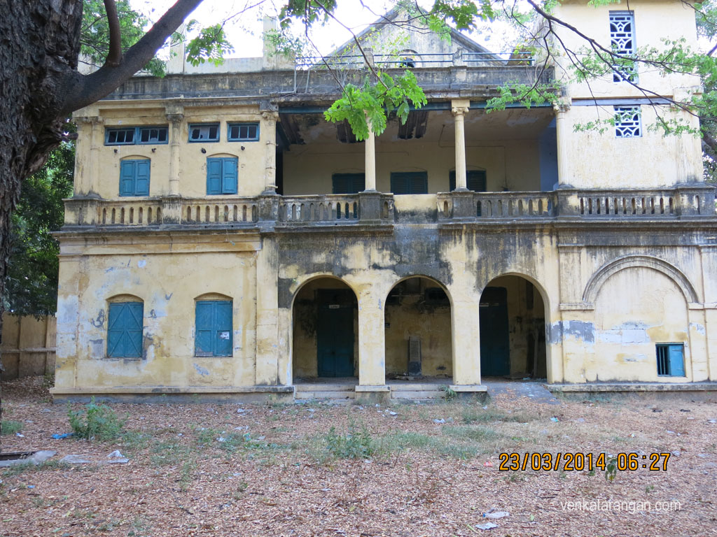 Dhanakoti House, Lafond Street - Chintadripet Kalyanam Girls' Higher Secondary School