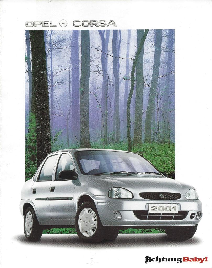 Opel-Corsa-Car