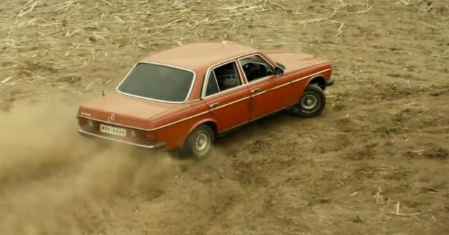 Jigarthaanda-red-mercedes-benz-car