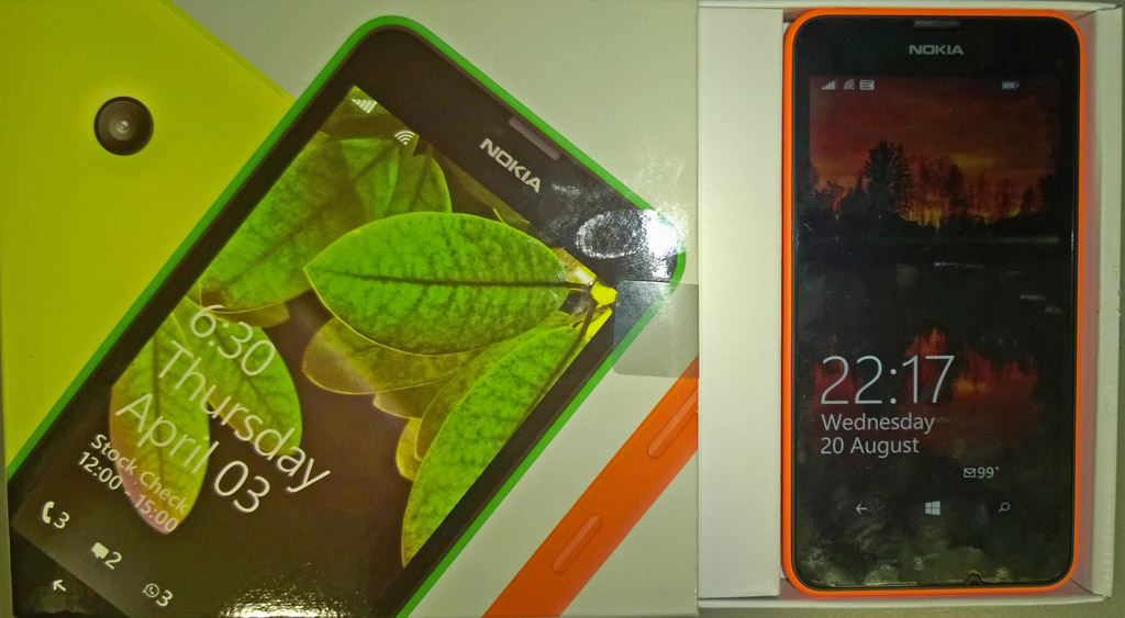 Nokia Lumia 630 at Rs.10,000 (USD 165) without contract