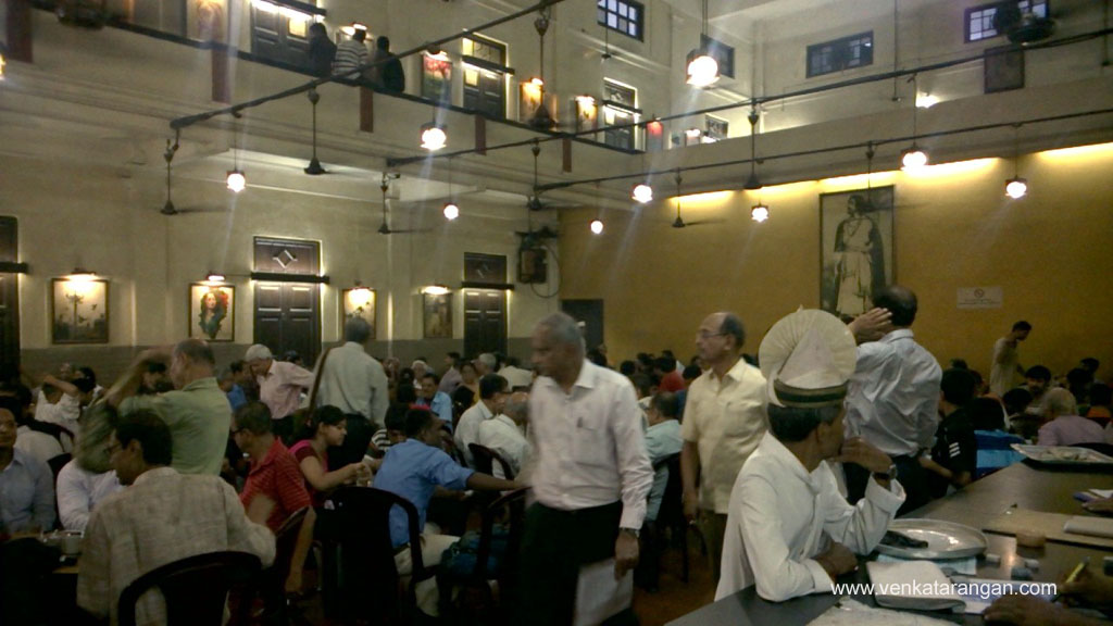 Hall of Indian Coffee House