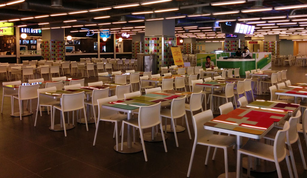 Forum Vijaya Mall,Chennai - FoodCourt
