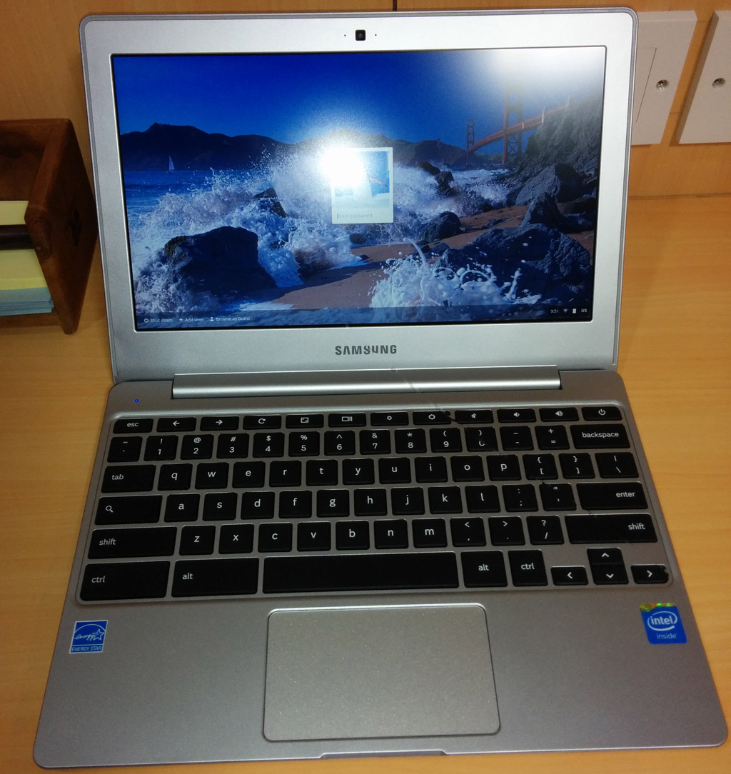 sung Chromebook 2 XE500C12-K01US 11.6-Inch Laptop