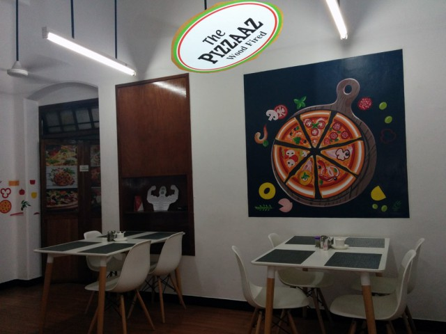 The Pizzaz in Radhakrishnan Salai, Chennai