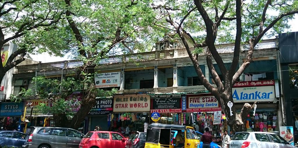 Chennai-Pondy-Bazaar