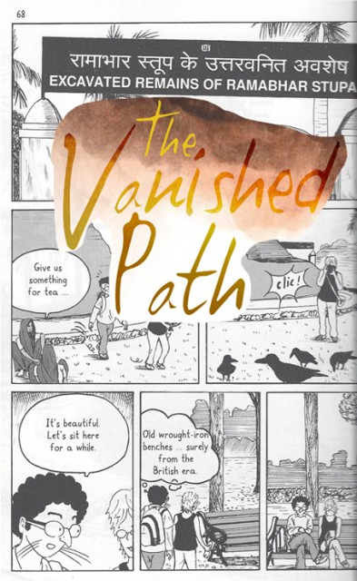 The-Vanished-Path-comic