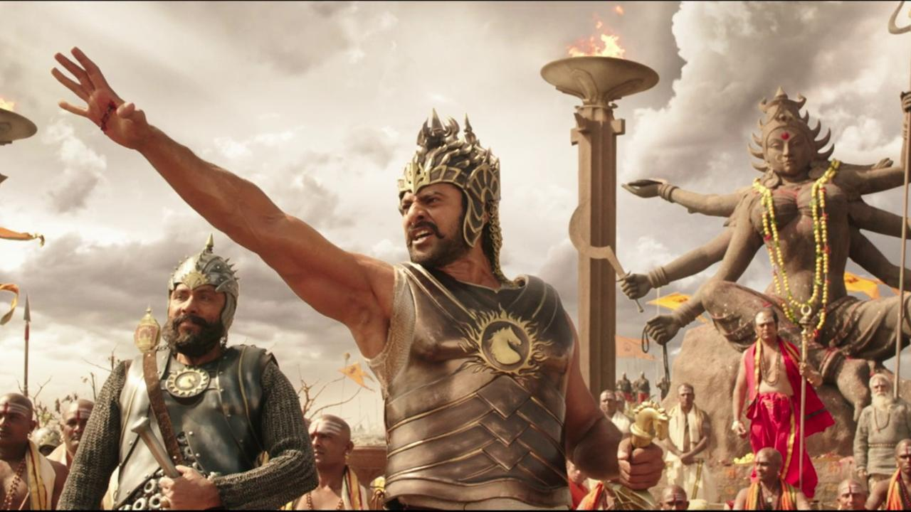 Baahubali: The Beginning (2015)