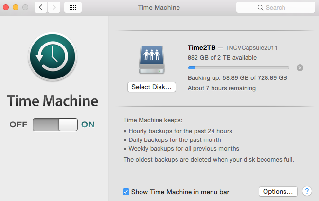 TimeMachine-Backup