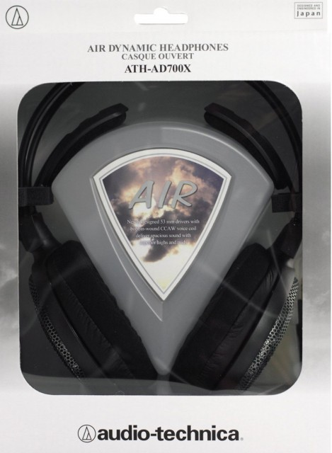 Audio-Technica Open-Air ATH AD700X Headphones