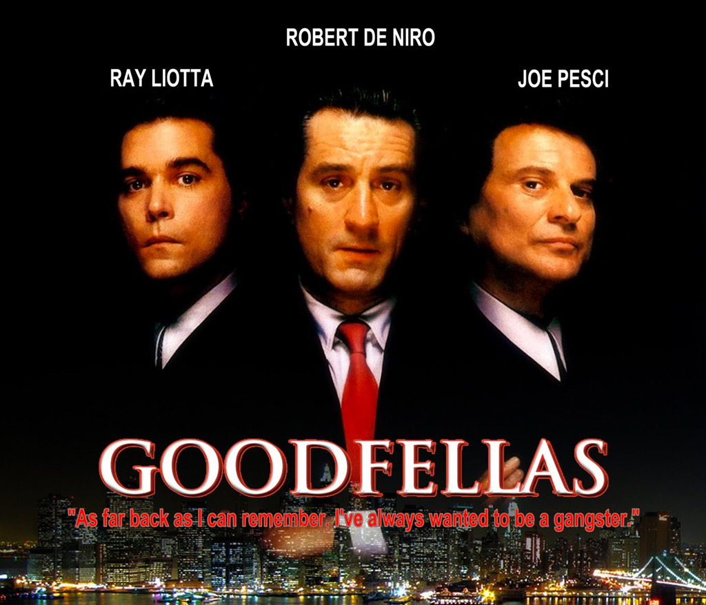 essay on goodfellas Film studies essays - goodfellas print reference this critical analysis of american crime film 'goodfellas' focusing on the attitudes towards criminality and law suggested in this film.