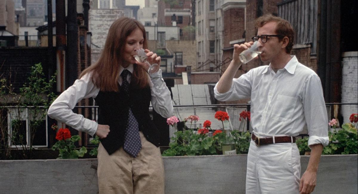 Annie Hall (1977) - Diane Keaton & Woody Allen