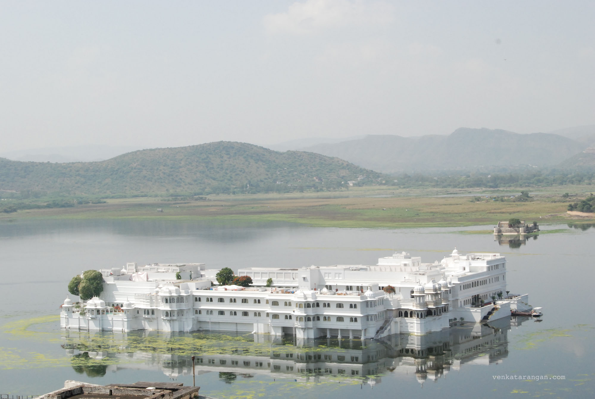 View of Lake Palace