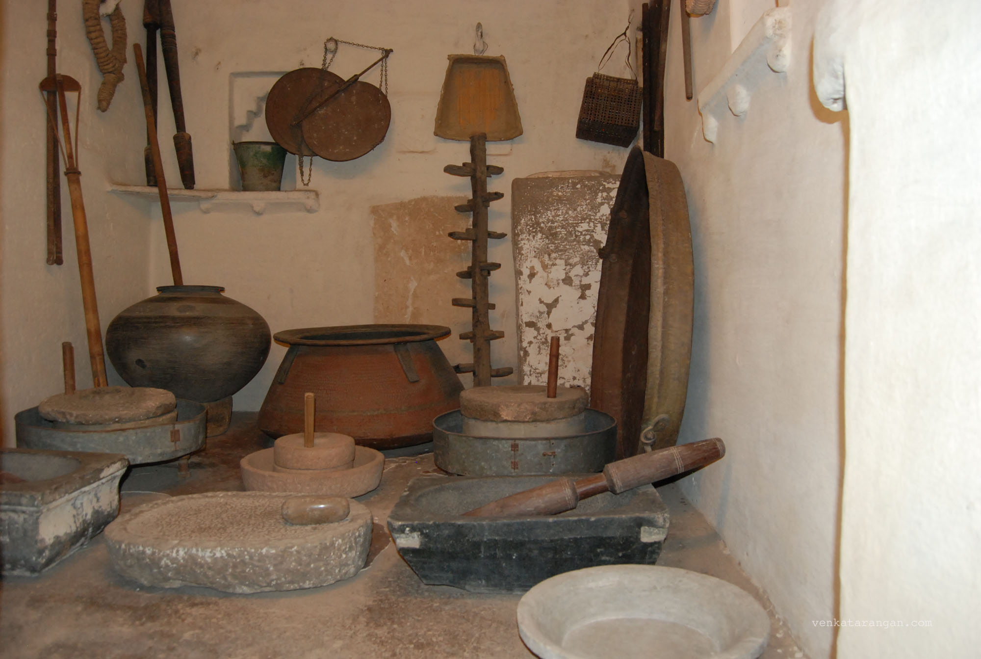 Kitchen inside City Palace