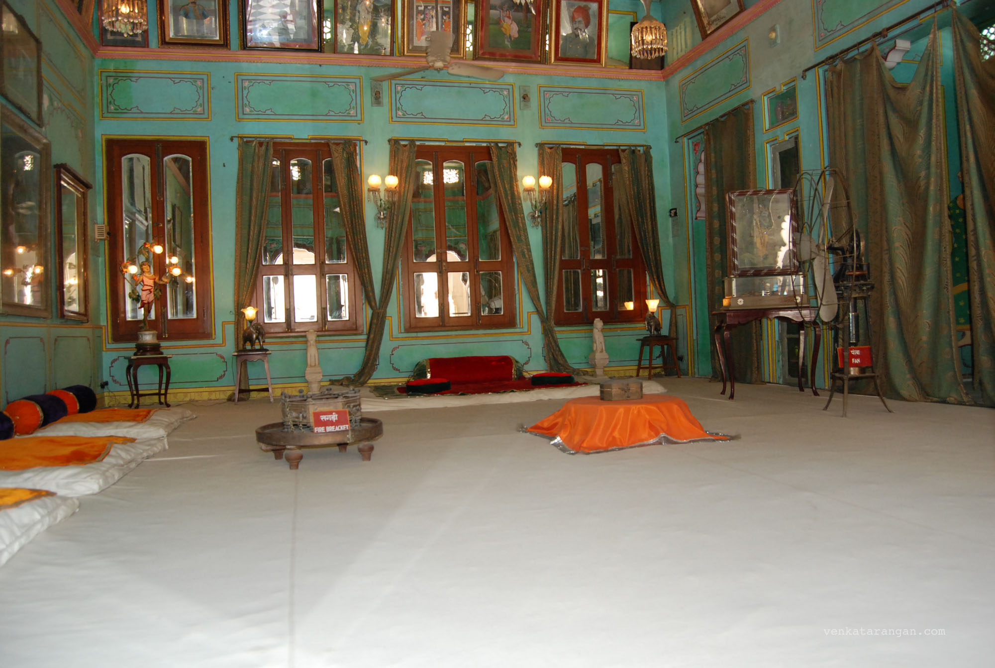 Rooms in City Palace
