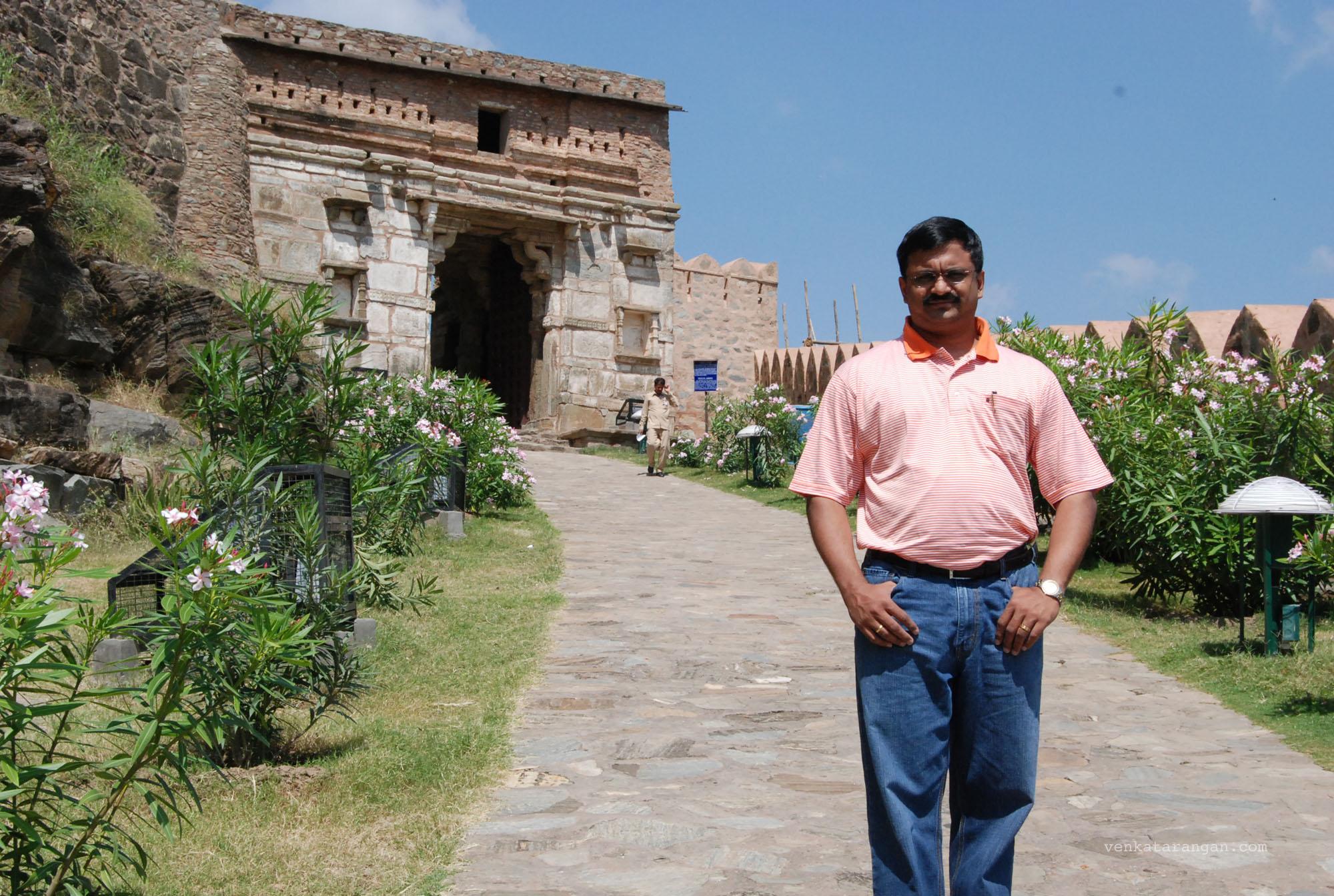 Venkatarangan in Kumbhalgarh Fort