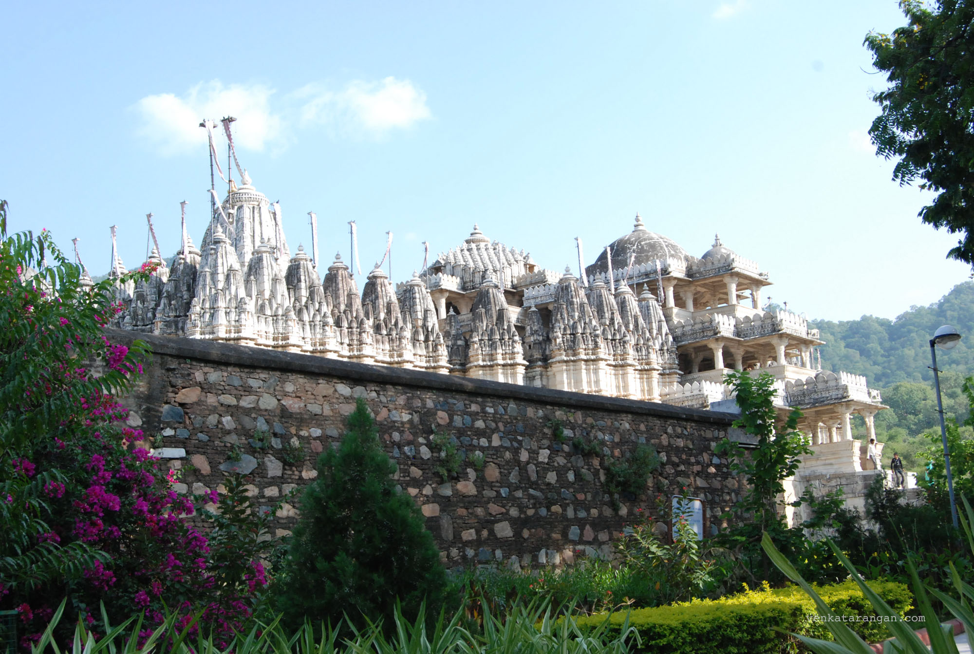 View of Ranakpur Temple