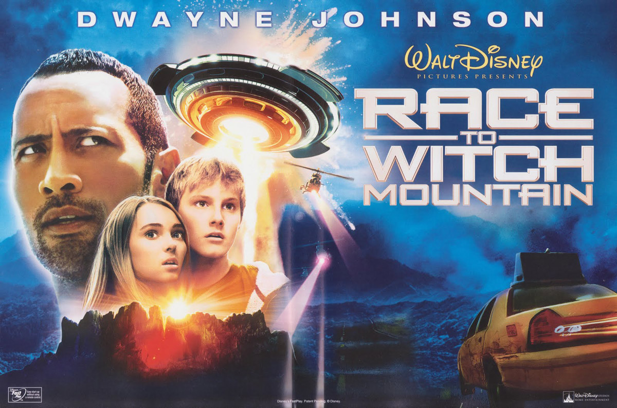 Race to Witch Mountain (2009) | Venkatarangan ...