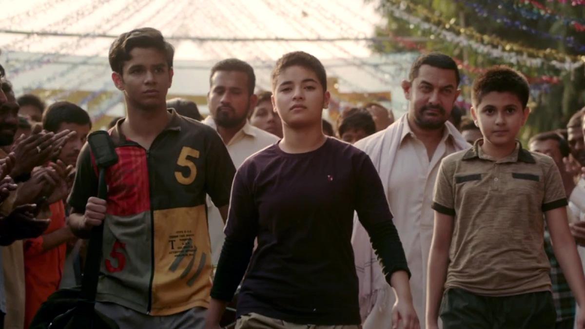 Dangal (2016) - दंगल (2016)