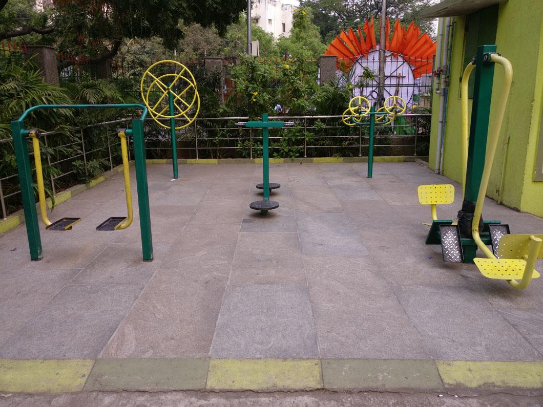 Ashok Nagar Park Venkatarangan வெங்கடரங்கன் Blog