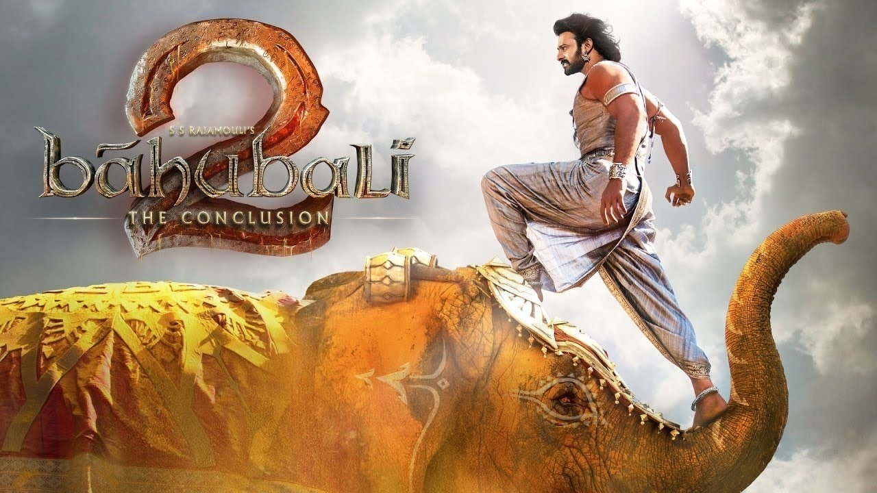 Bahubali 2 - The Conclusion - பாகுபலி 2 (2017)
