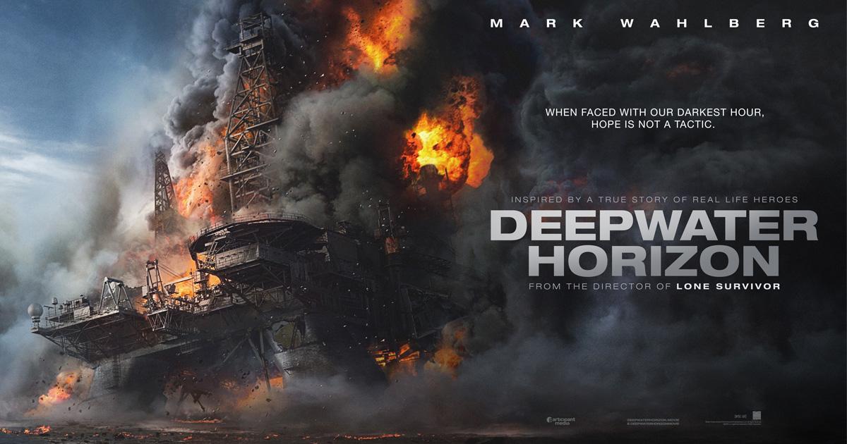 Deepwater Horizon (2016)   Writing for sharing
