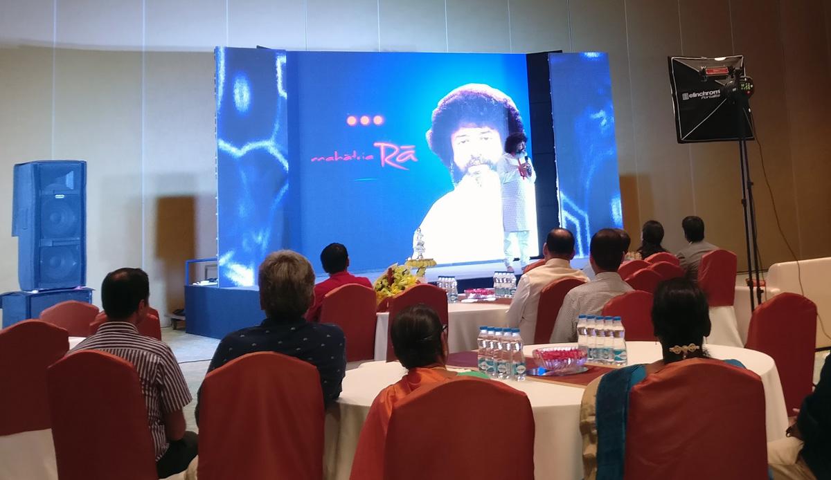 Matrimony com IPO celebration dinner | Venkatarangan