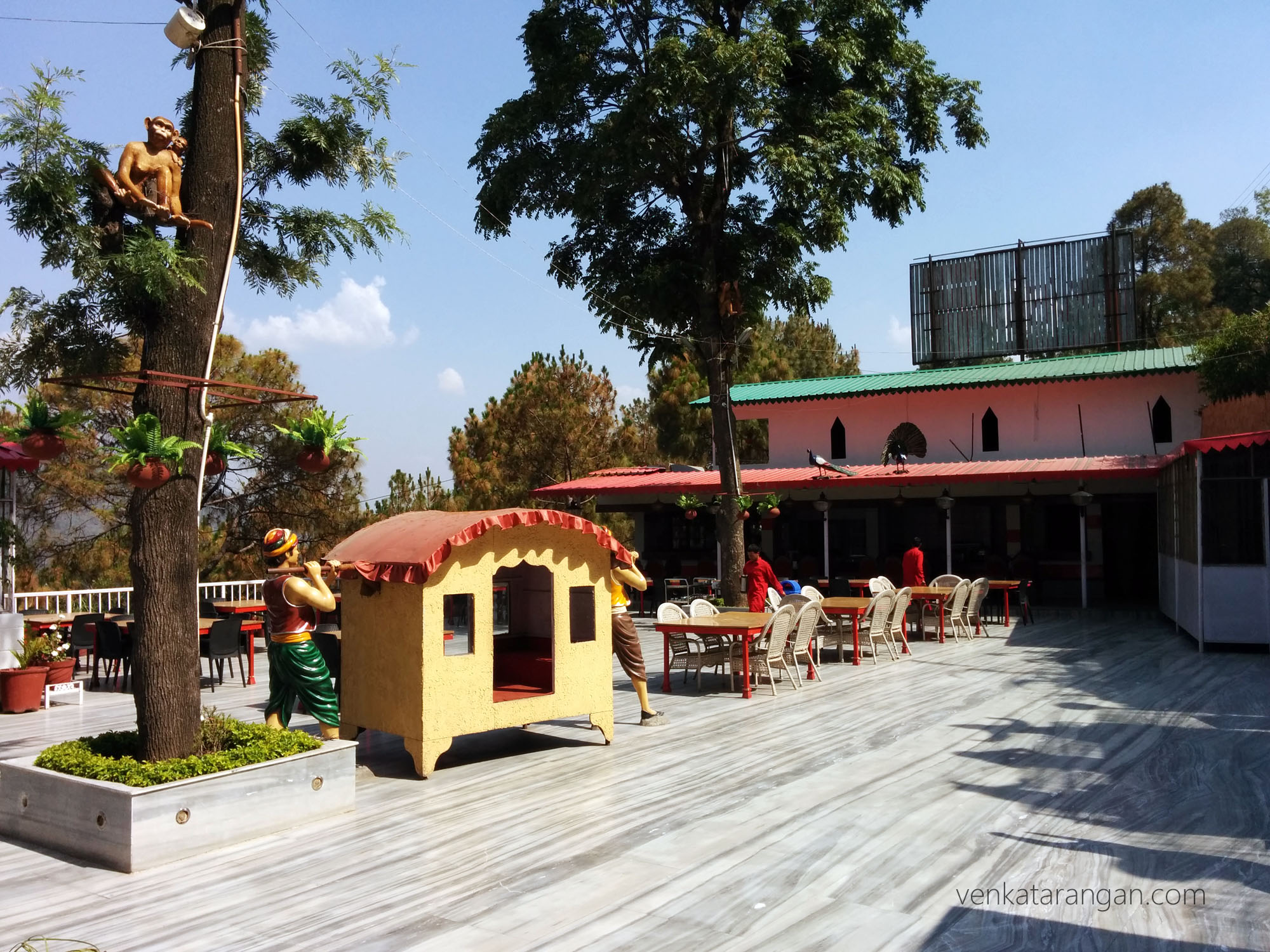 Hotel Haveli restaurant