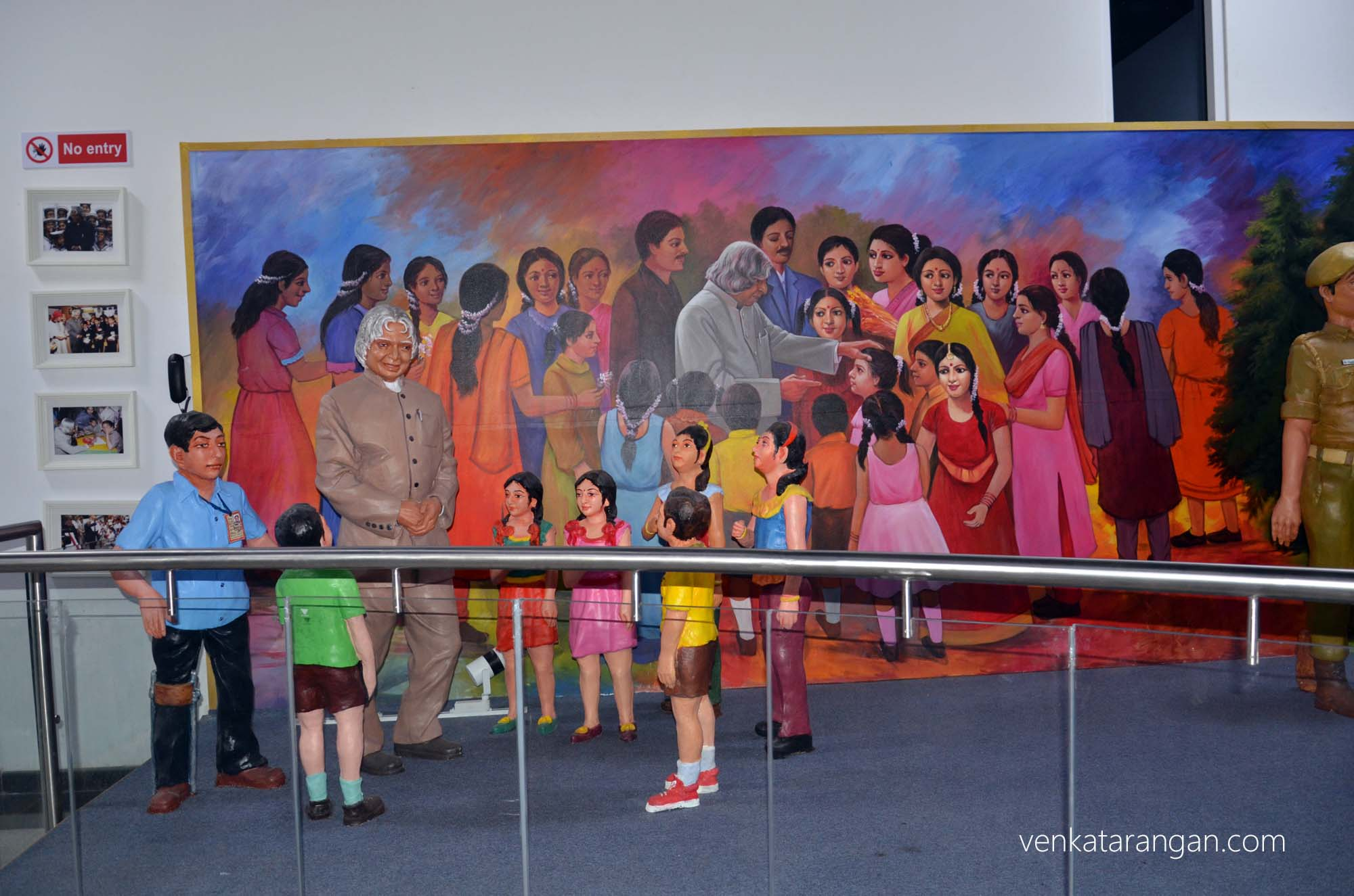 Dr Kalam loved children, talking to them, inspiring them
