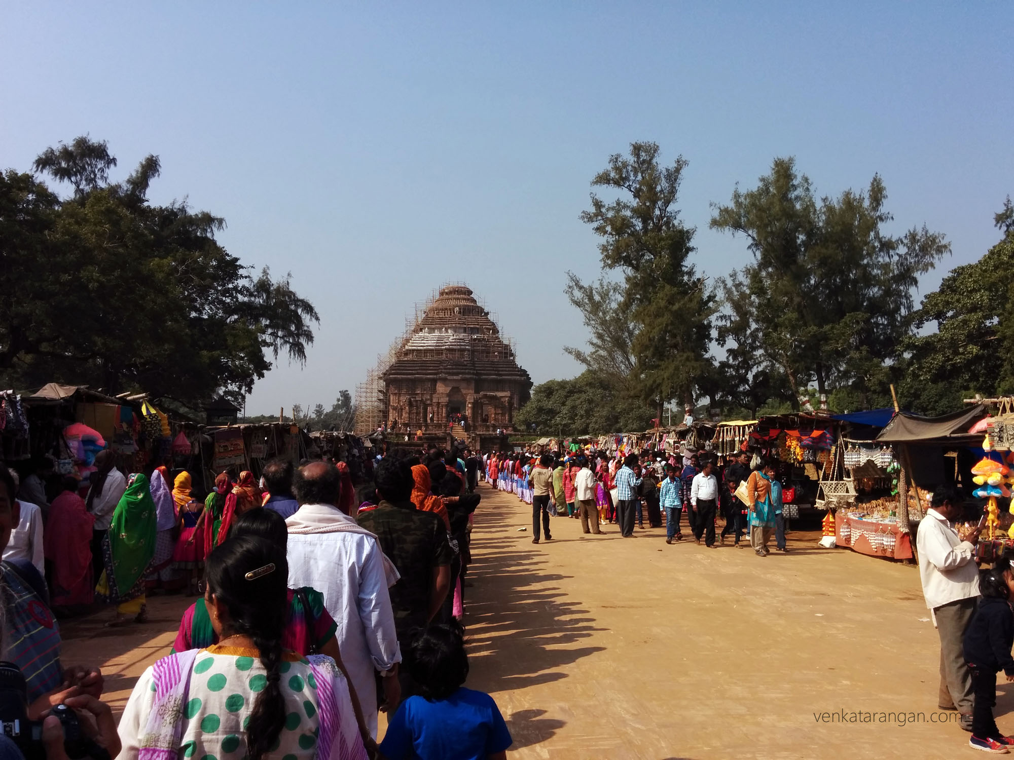 Konark Sun Temple - a UNESCO World Heritage Site