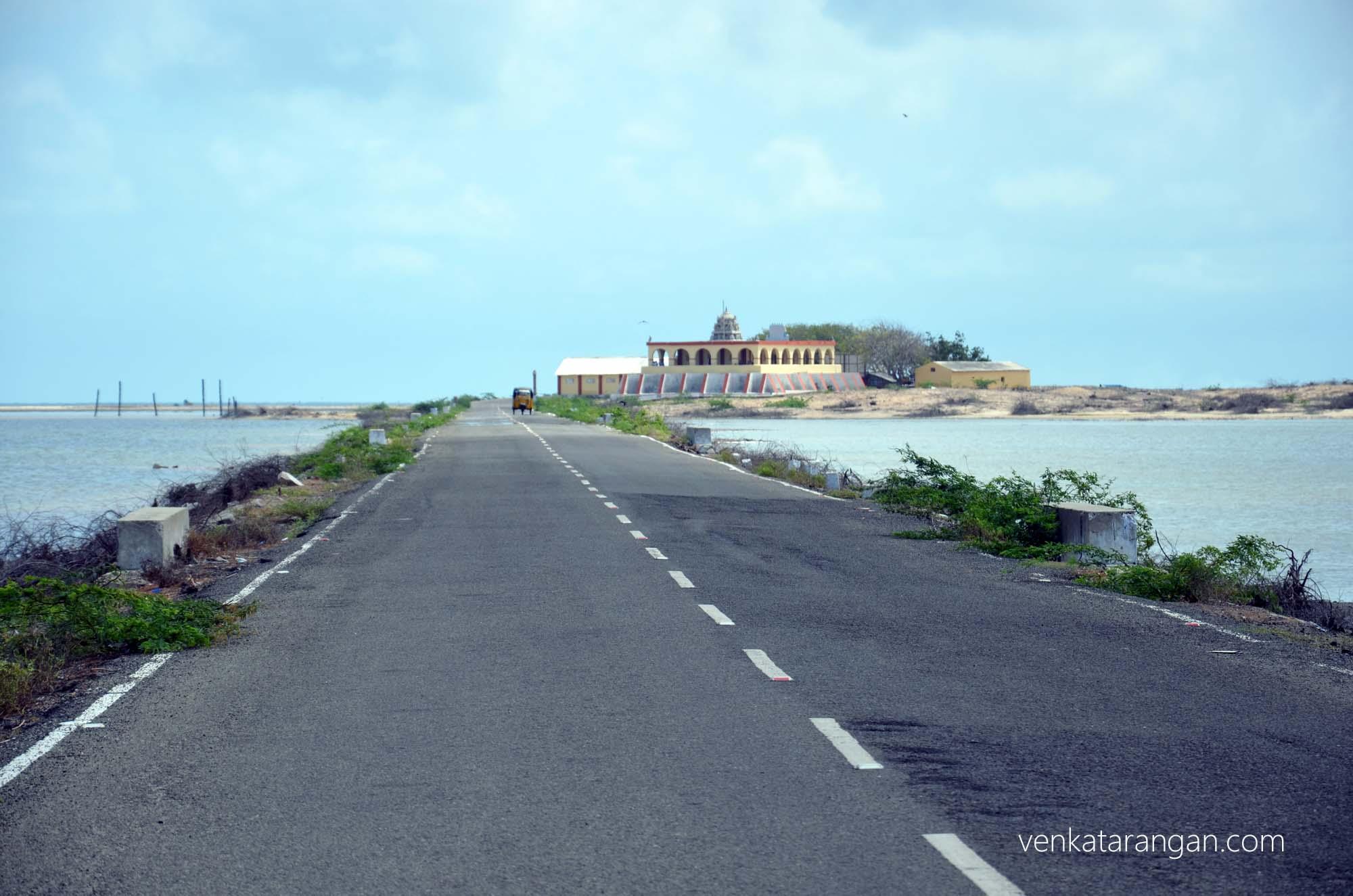 Kothandaramar Temple (கோதண்டராமர் திருக்கோயில்)