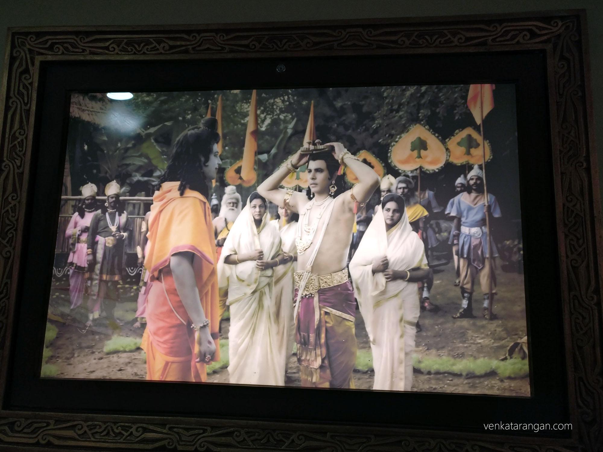 Ramayana - TV Series
