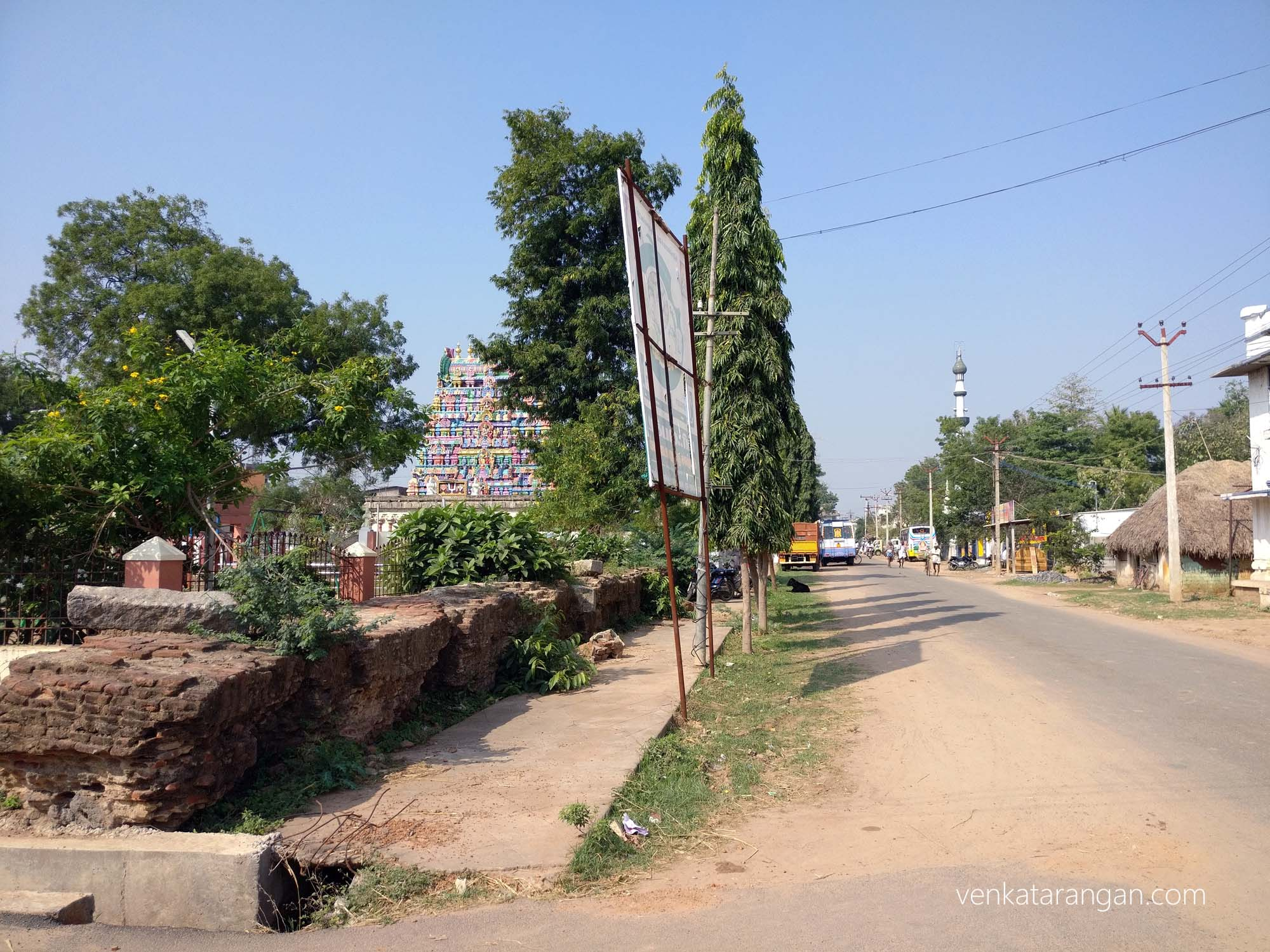 Srimushnam Town