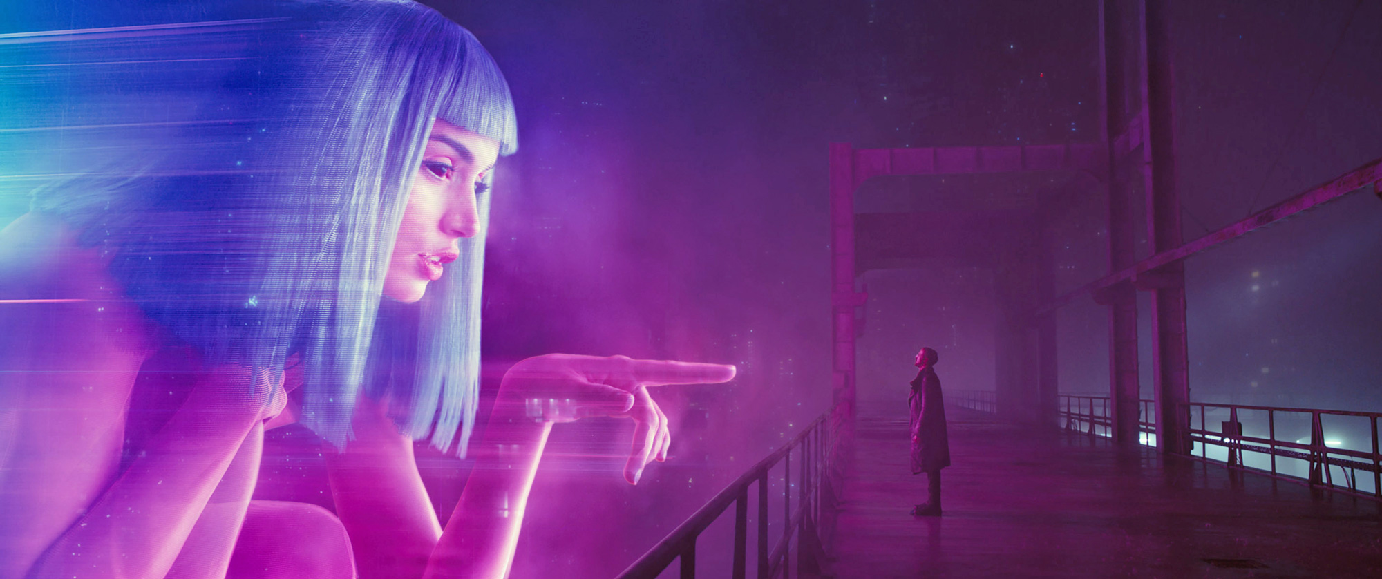 The virtual girlfriend of 2049